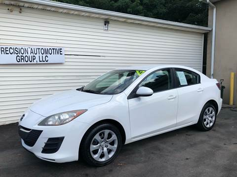 2010 Mazda MAZDA3 for sale at Precision Automotive Group in Youngstown OH