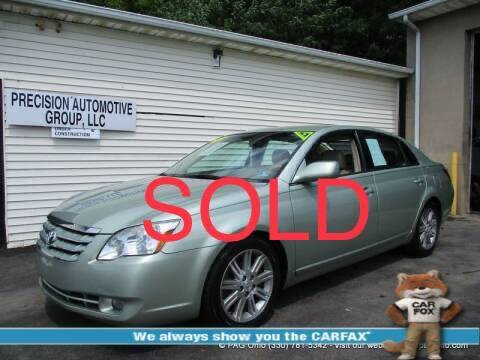 2007 Toyota Avalon for sale at Precision Automotive Group in Youngstown OH