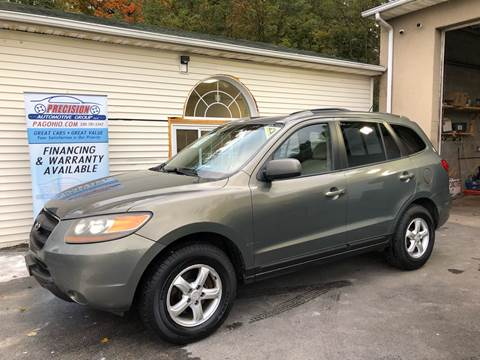 2007 Hyundai Santa Fe for sale at Precision Automotive Group in Youngstown OH
