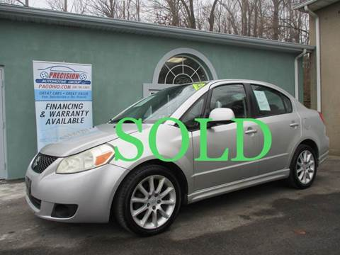 2008 Suzuki SX4 for sale at Precision Automotive Group in Youngstown OH
