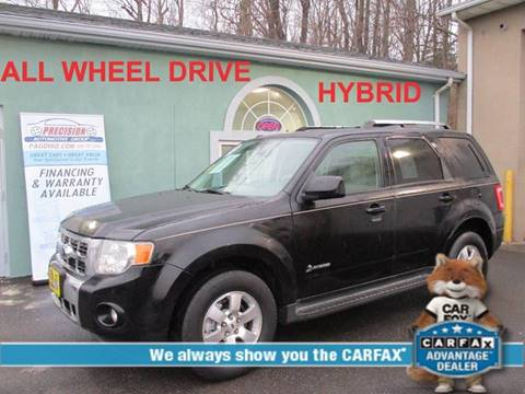 2009 Ford Escape Hybrid for sale at Precision Automotive Group in Youngstown OH