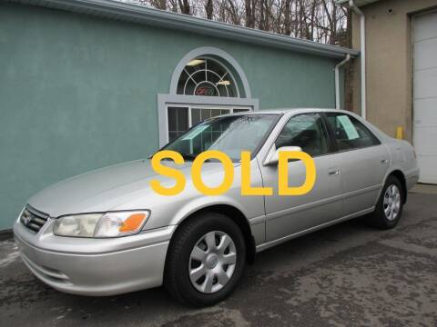 2001 Toyota Camry for sale at Precision Automotive Group in Youngstown OH