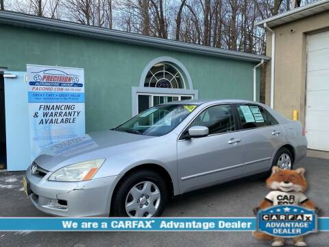 2006 Honda Accord for sale at Precision Automotive Group in Youngstown OH