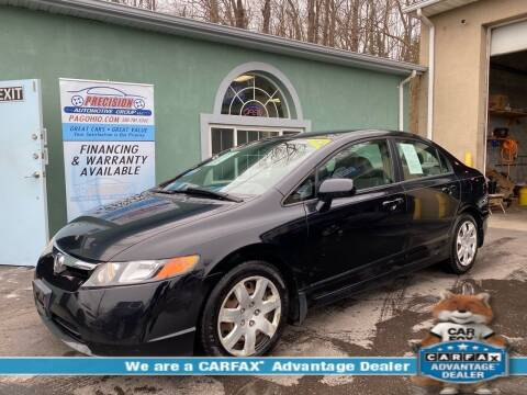 2007 Honda Civic for sale at Precision Automotive Group in Youngstown OH