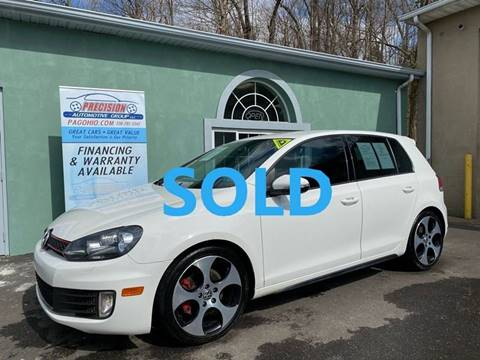 2013 Volkswagen GTI for sale at Precision Automotive Group in Youngstown OH