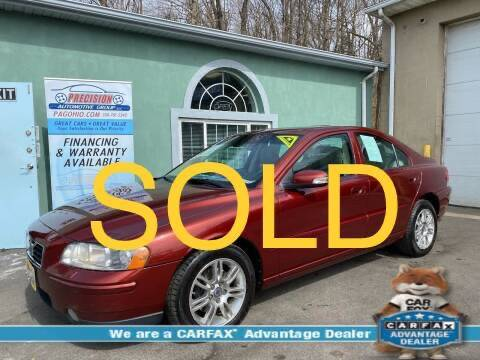 2008 Volvo S60 for sale at Precision Automotive Group in Youngstown OH