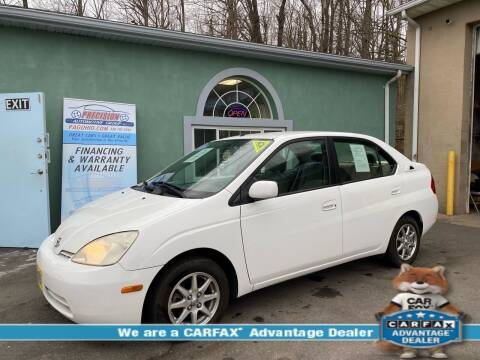 2003 Toyota Prius for sale at Precision Automotive Group in Youngstown OH