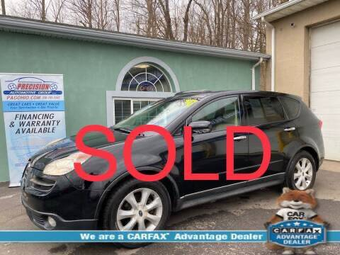 2007 Subaru B9 Tribeca for sale at Precision Automotive Group in Youngstown OH