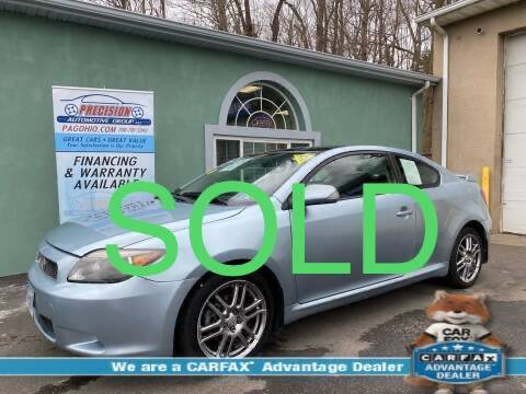2006 Scion tC for sale at Precision Automotive Group in Youngstown OH