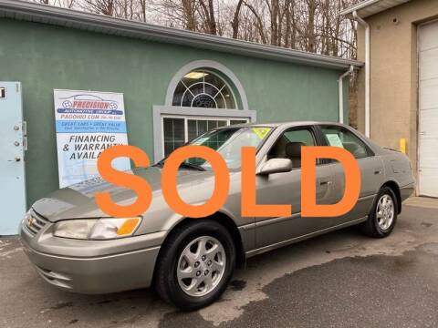 1998 Toyota Camry for sale at Precision Automotive Group in Youngstown OH