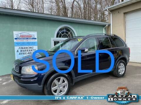 2007 Volvo XC90 for sale at Precision Automotive Group in Youngstown OH