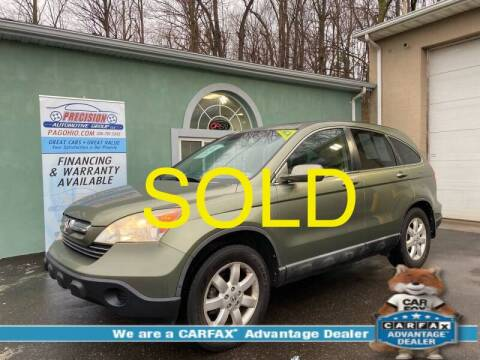 2009 Honda CR-V for sale at Precision Automotive Group in Youngstown OH