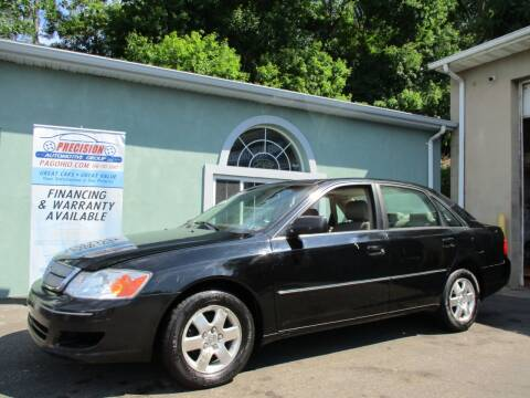 2001 Toyota Avalon for sale at Precision Automotive Group in Youngstown OH