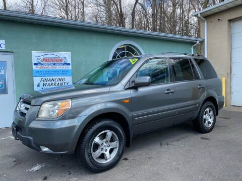 2007 Honda Pilot for sale at Precision Automotive Group in Youngstown OH