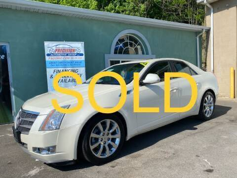 2009 Cadillac CTS for sale at Precision Automotive Group in Youngstown OH