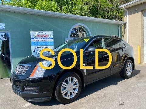 2011 Cadillac SRX for sale at Precision Automotive Group in Youngstown OH