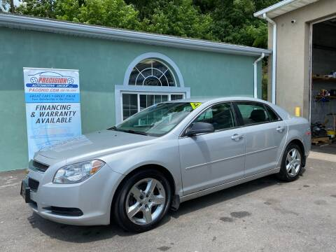 2012 Chevrolet Malibu for sale at Precision Automotive Group in Youngstown OH