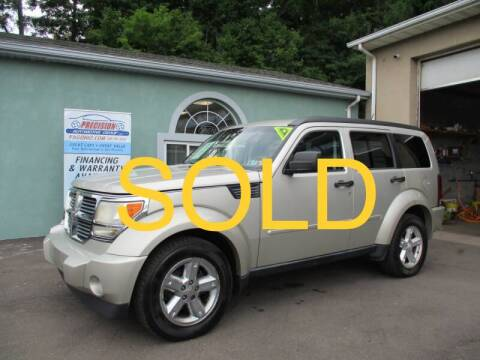 2008 Dodge Nitro for sale at Precision Automotive Group in Youngstown OH