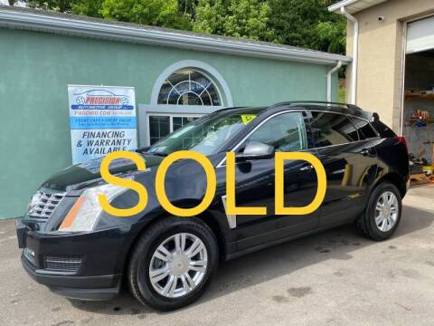 2013 Cadillac SRX for sale at Precision Automotive Group in Youngstown OH