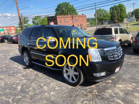 2010 Cadillac Escalade for sale at Precision Automotive Group in Youngstown OH