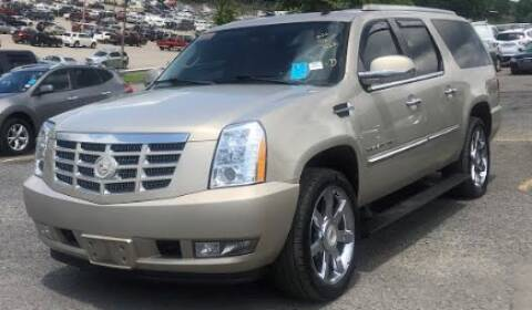 2012 Cadillac Escalade ESV for sale at Precision Automotive Group in Youngstown OH