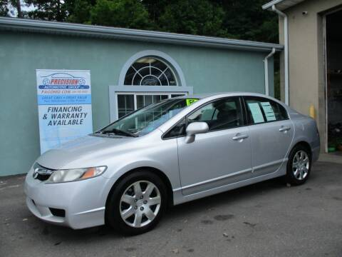 2010 Honda Civic for sale at Precision Automotive Group in Youngstown OH