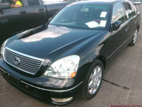 2002 Lexus LS 430 for sale at Precision Automotive Group in Youngstown OH