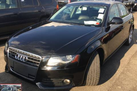 2009 Audi A4 for sale at Precision Automotive Group in Youngstown OH