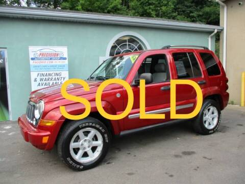 2005 Jeep Liberty for sale at Precision Automotive Group in Youngstown OH