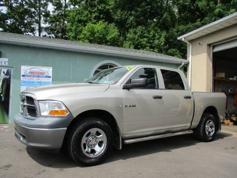 2009 Dodge Ram Pickup 1500 for sale at Precision Automotive Group in Youngstown OH