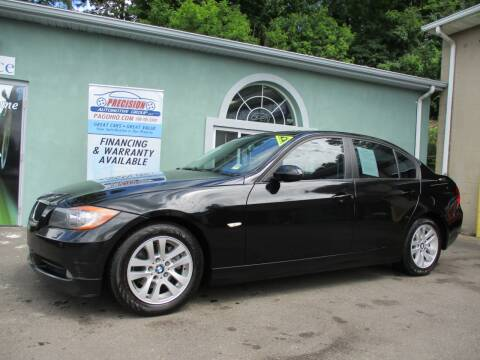 2007 BMW 3 Series for sale at Precision Automotive Group in Youngstown OH