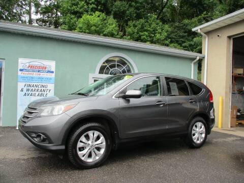 2012 Honda CR-V for sale at Precision Automotive Group in Youngstown OH