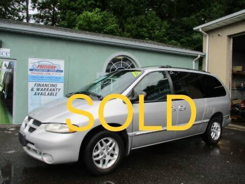 2000 Dodge Grand Caravan for sale at Precision Automotive Group in Youngstown OH