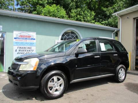 2007 Chevrolet Equinox for sale at Precision Automotive Group in Youngstown OH