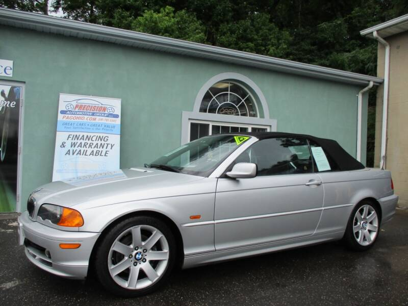 2000 BMW 3 Series for sale at Precision Automotive Group in Youngstown OH