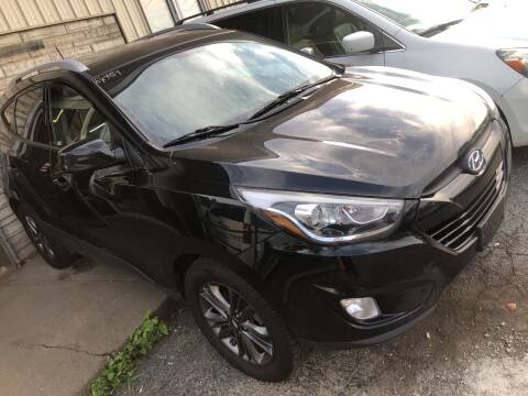 2015 Hyundai Tucson for sale at Precision Automotive Group in Youngstown OH