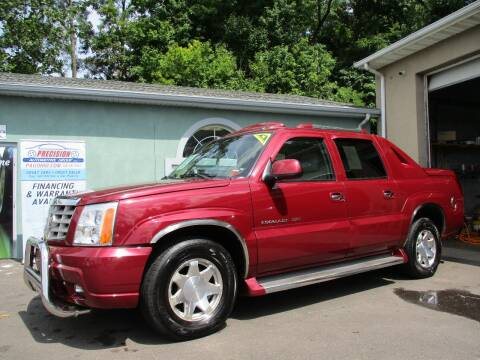 2005 Cadillac Escalade EXT for sale at Precision Automotive Group in Youngstown OH