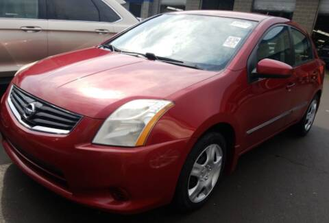 2010 Nissan Sentra for sale at Precision Automotive Group in Youngstown OH