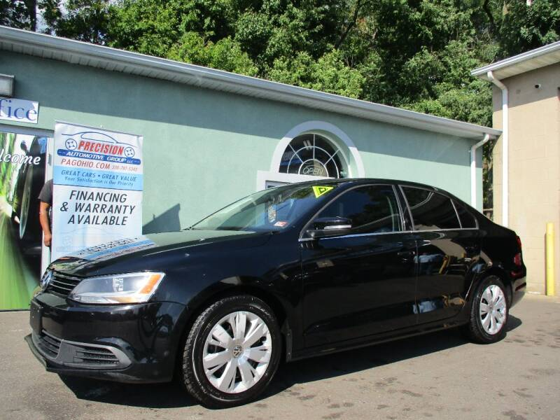 2013 Volkswagen Jetta for sale at Precision Automotive Group in Youngstown OH