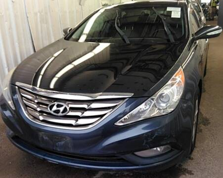 2012 Hyundai Sonata for sale at Precision Automotive Group in Youngstown OH