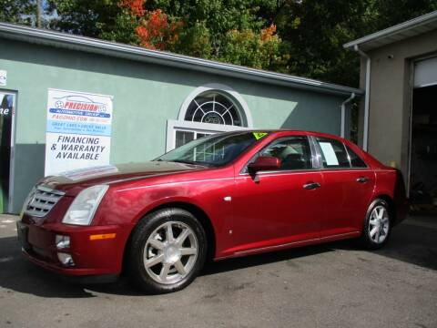 2007 Cadillac STS for sale at Precision Automotive Group in Youngstown OH