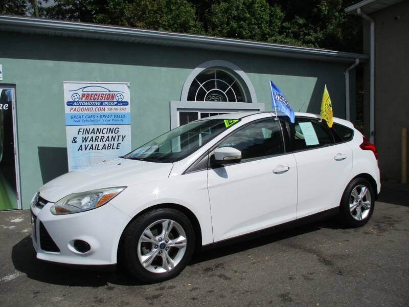 2013 Ford Focus for sale at Precision Automotive Group in Youngstown OH