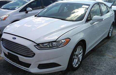 2015 Ford Fusion for sale at Precision Automotive Group in Youngstown OH