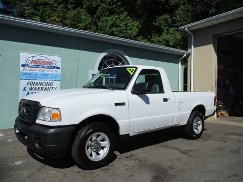 2010 Ford Ranger for sale at Precision Automotive Group in Youngstown OH