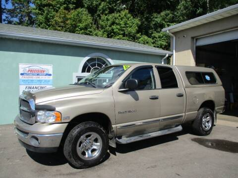 2003 Dodge Ram Pickup 1500 for sale at Precision Automotive Group in Youngstown OH