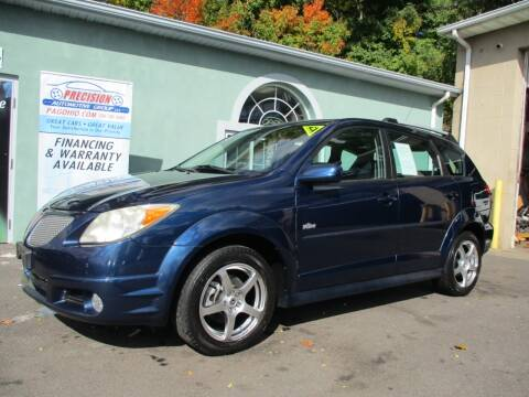 2007 Pontiac Vibe for sale at Precision Automotive Group in Youngstown OH