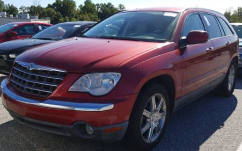 2007 Chrysler Pacifica for sale at Precision Automotive Group in Youngstown OH