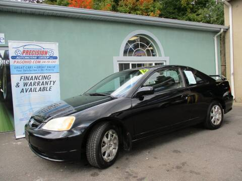2003 Honda Civic for sale at Precision Automotive Group in Youngstown OH