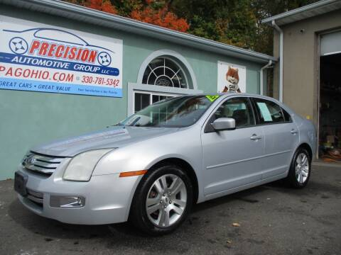 2006 Ford Fusion for sale at Precision Automotive Group in Youngstown OH