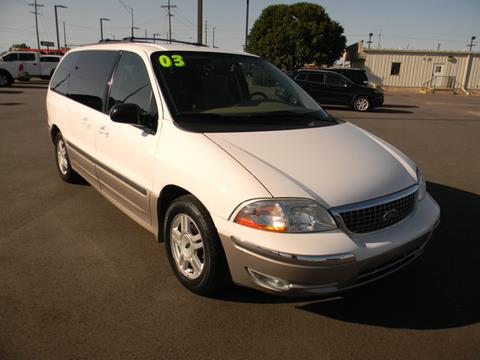 2003 Ford Windstar for sale in Hutchinson, KS